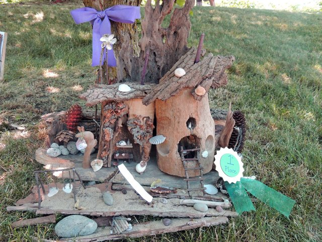 Fairy House Prize Winner
