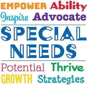 WNYF Special Needs Logo
