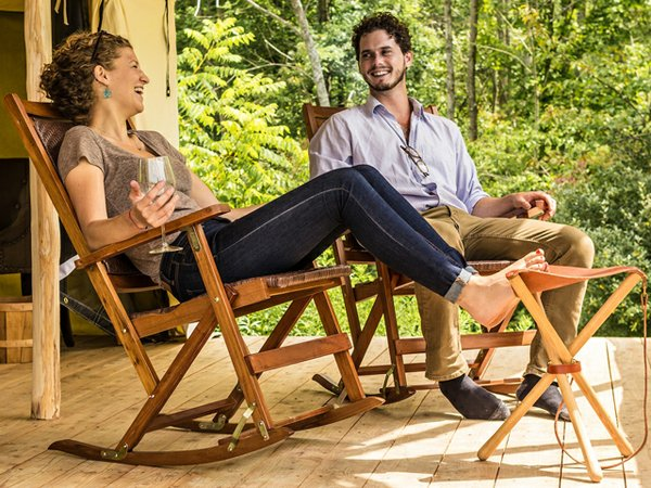 Rocking Chair Couple