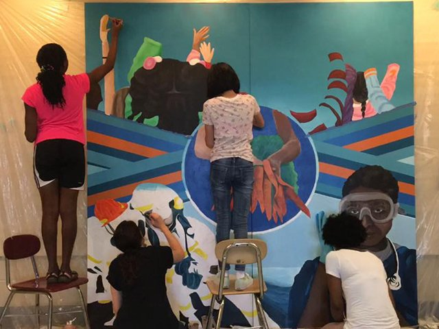 Buffalo Summer Youth Arts