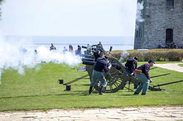 Civil War Garrison