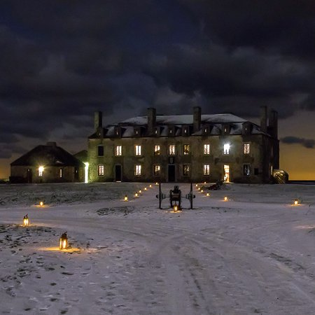 Castle by Candlelight