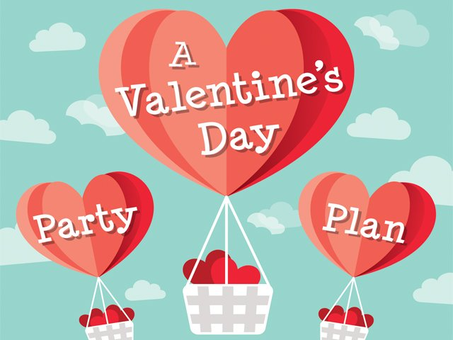 Valentine Party Plan