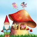 Fairy with Gnome House Teaser