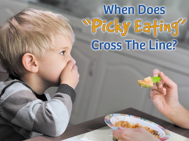 "Special Needs: When Does ""Picky Eating"" Cross the Line?"