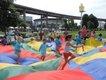 Gymnastics Unlimited Parachute