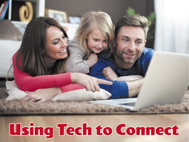 Using Tech to Connect