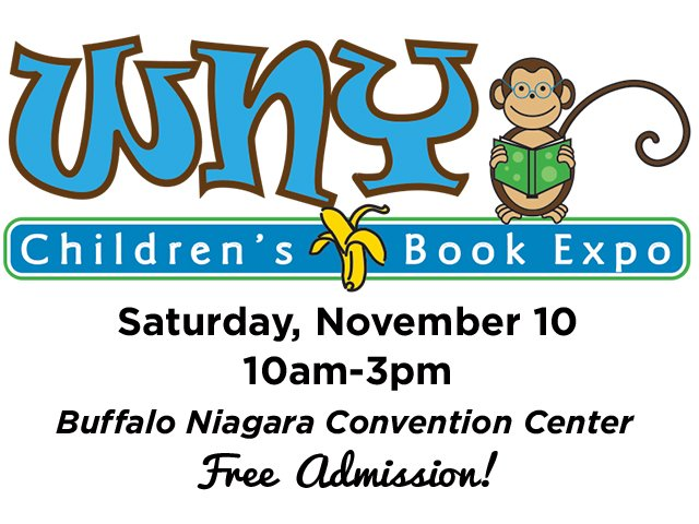 WNY Children's Book Expo 2018