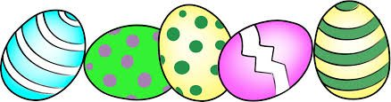 Elma Library Easter Egg Hunt