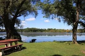Bond Lake Park in Ransomville