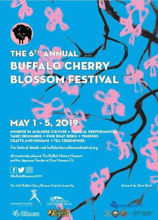 Buffalo Cherry Blossom Festival - Western New York Family Magazine