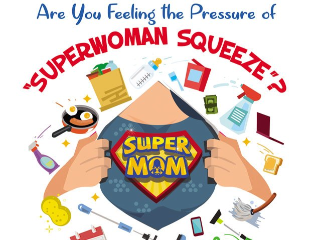Superwoman Squeeze