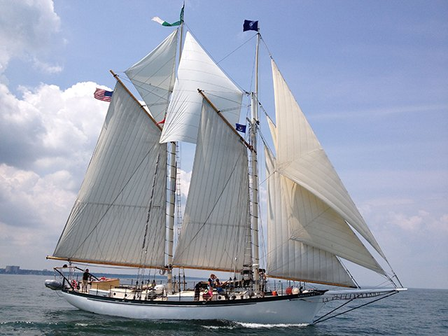 Tall Ship Appledore IV