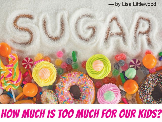 Sugar, How much is too much?