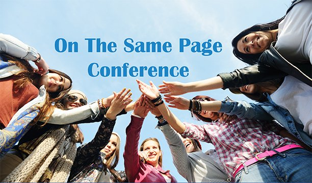 On The Same Page Conference