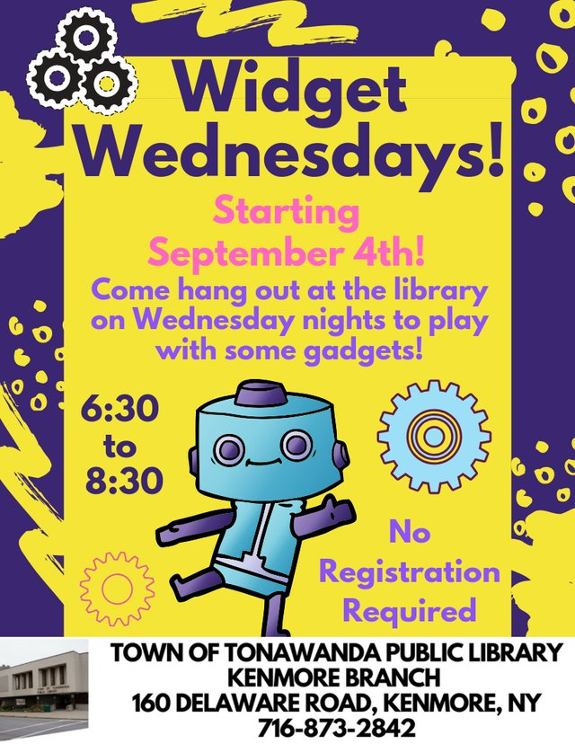 Widget Wednesdays