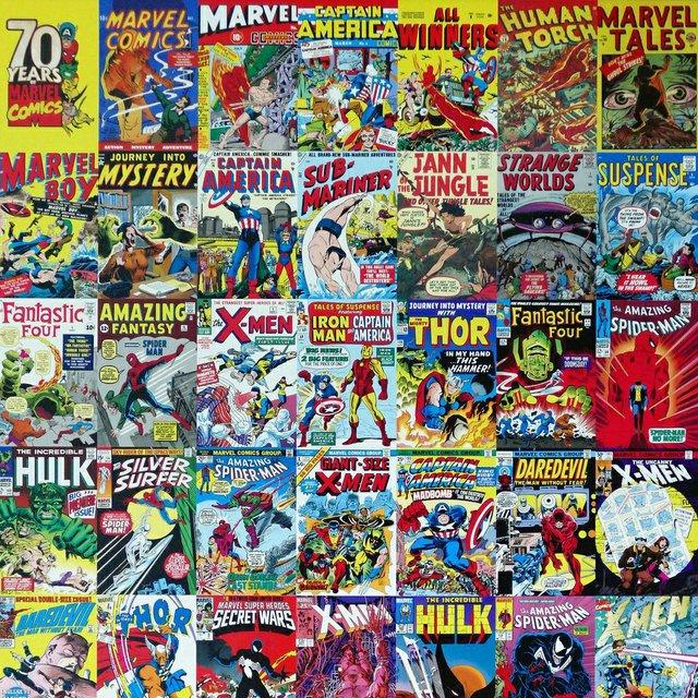 Comic Books Teaser