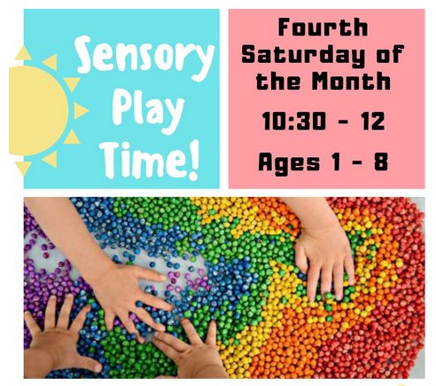 Sensory Play Time Kenmore