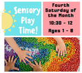 Sensory Play Time Kenmore