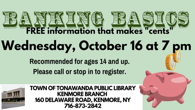Banking Basics Wednesday, October 16 at 7 pm. (1).png