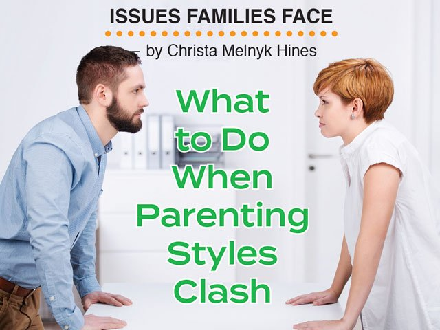 When parenting styles clash
