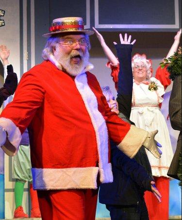 Lancaster Opera The Night Before Christmas
