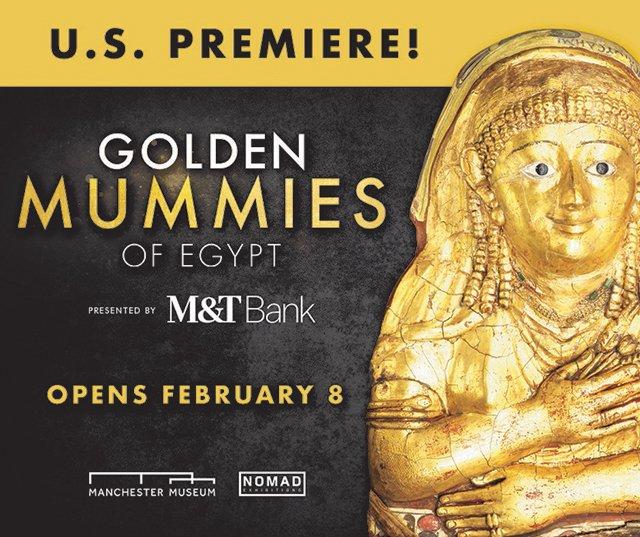 Golden Mummies of Egypt