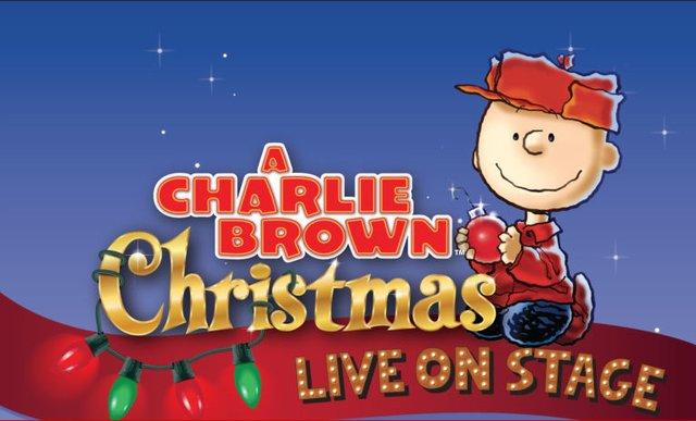 Charlie Brown Christmas Live On Stage