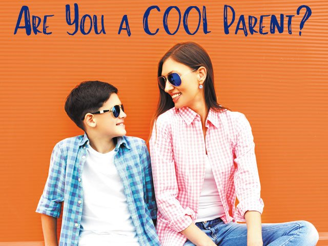 Tweens & Teens: Are You a Cool Parent?