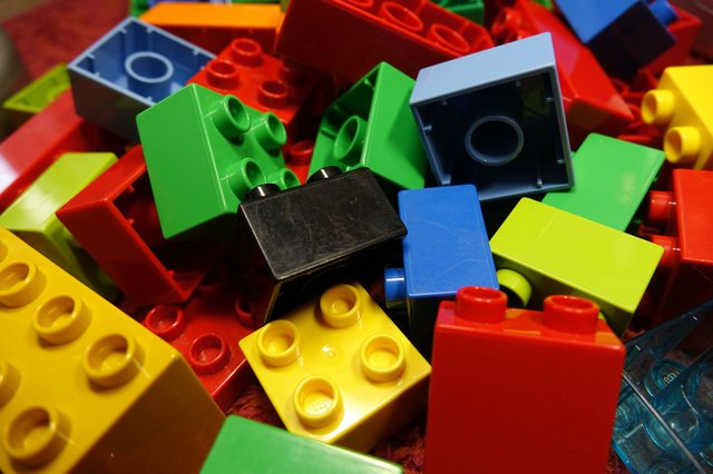 Drop-In Lego Time
