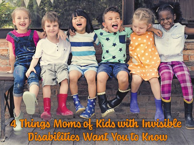 Kids with Invisible Disabilities