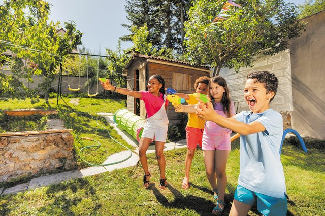 6 Budget-Friendly Backyard Activities