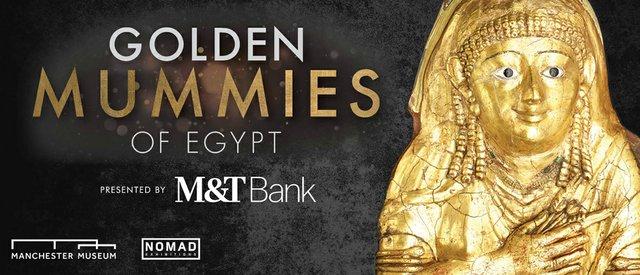 Golden Mummies Header