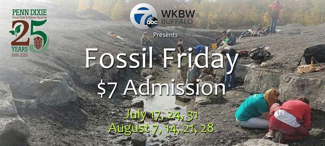 Fossil Fridays