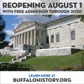 Buffalo History Museum Reopening