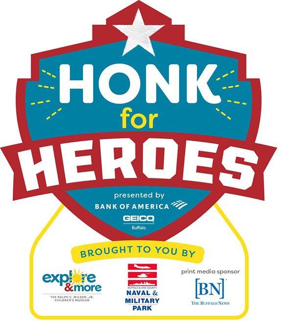 Honk for Heroes