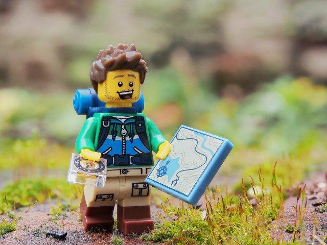 StoryWalk Hiker