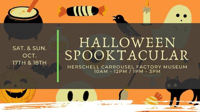 Herschell Halloween Spooktacular