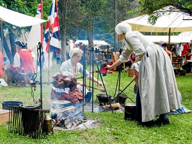 Cooks in Camp