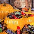 Pumpkins with Candy Teaser