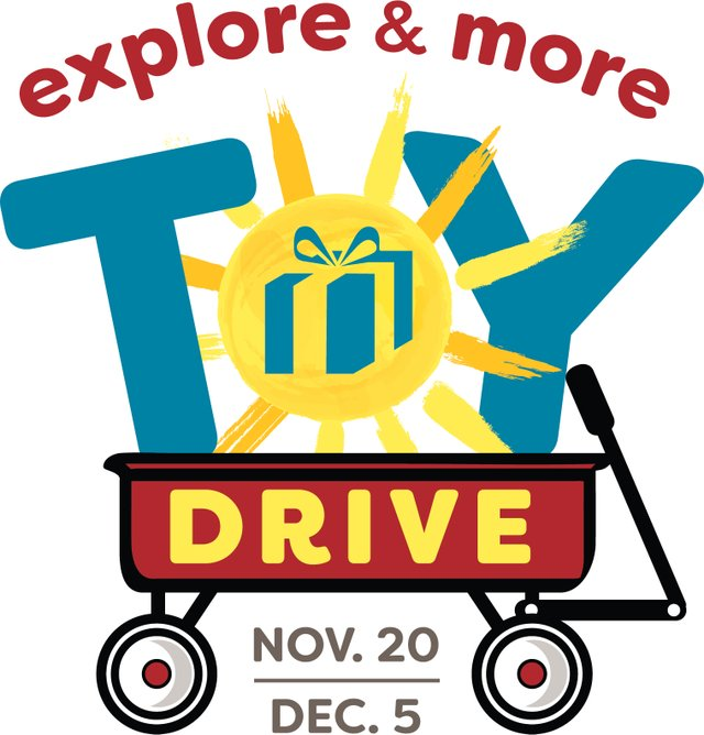 Explore and More Toy Drive