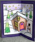Winter House Craft