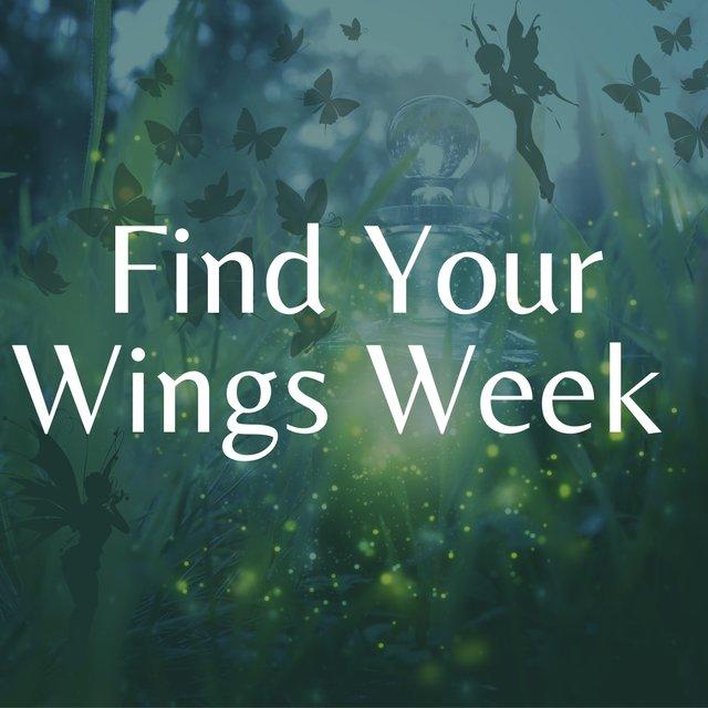 Find Your Wings Week