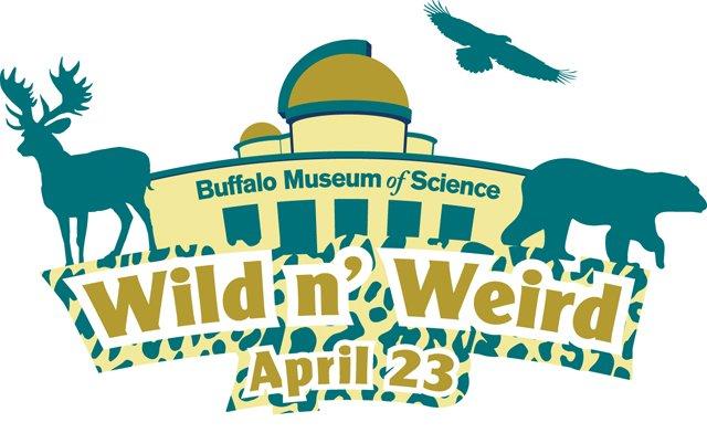 Wild n' Weird Logo