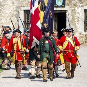 Old Fort Niagara Troops