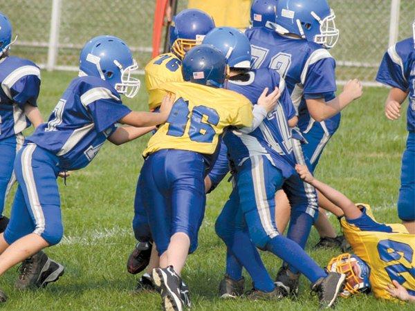 Concussion-Football