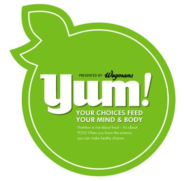 Yum Exhibit Logo