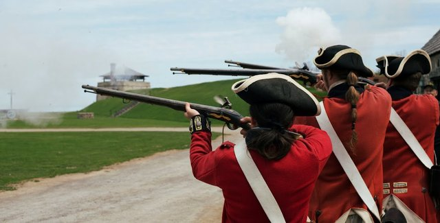 Fort Niagara Volley