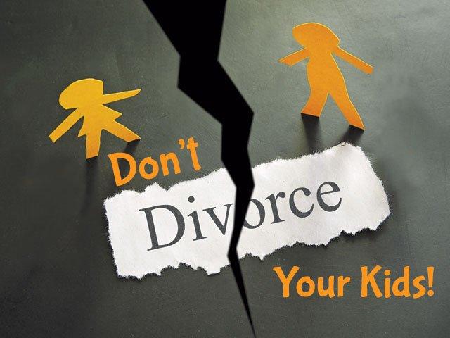 Dont Divorce Your Kids