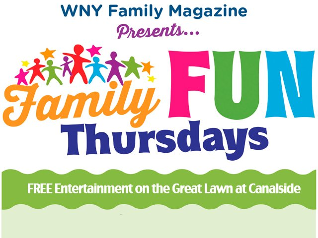 Family Fun Thursdays Overview Image